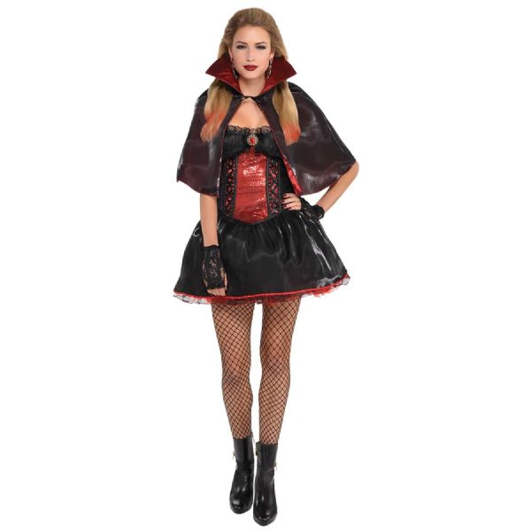 Dark Vamp Costume